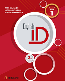 English ID 2nd - Teache's Book 1 - p